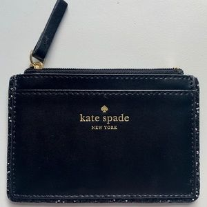 Kate Spade card zip pouch
